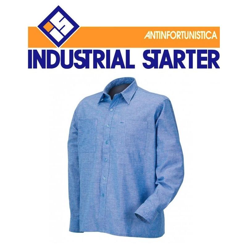 the latest a6838 6d9dc 08160 - camicia manica lunga issa