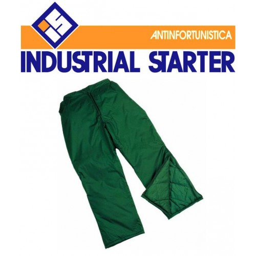 Pantaloni Imbottito Impermeabile Antipioggia