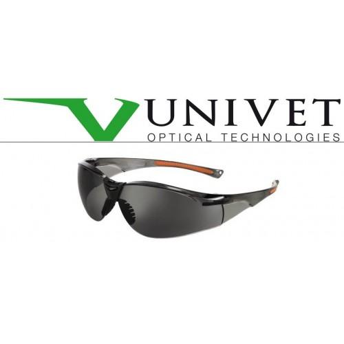 Occhiali Univet Fumo/arancio  Fumo As Uv400