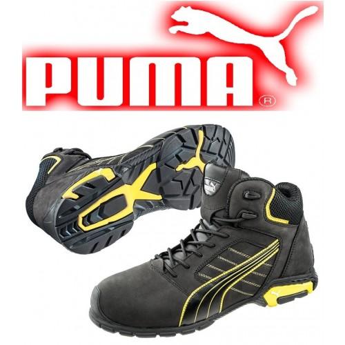 Calzature  Antinfortunistiche Puma Amsterdam Mid 6
