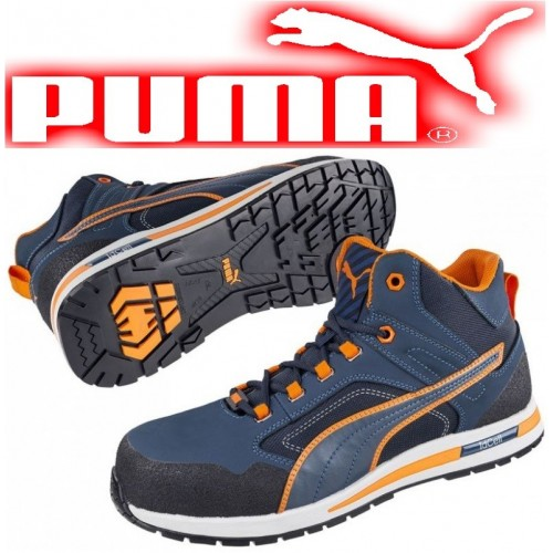 Calzature  Antinfortunistiche Puma Crossfit