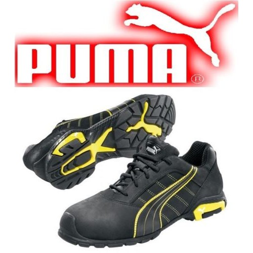 CALZATURE ANTINFORTUNISTICHE PUMA AMSTERDAM LOW