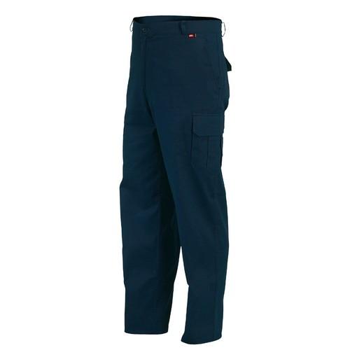 Pantaloni Multitasche Estivo 100% Cotone Leggero