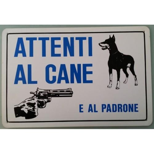 Cartella Segnaletica Attenti Al Cane