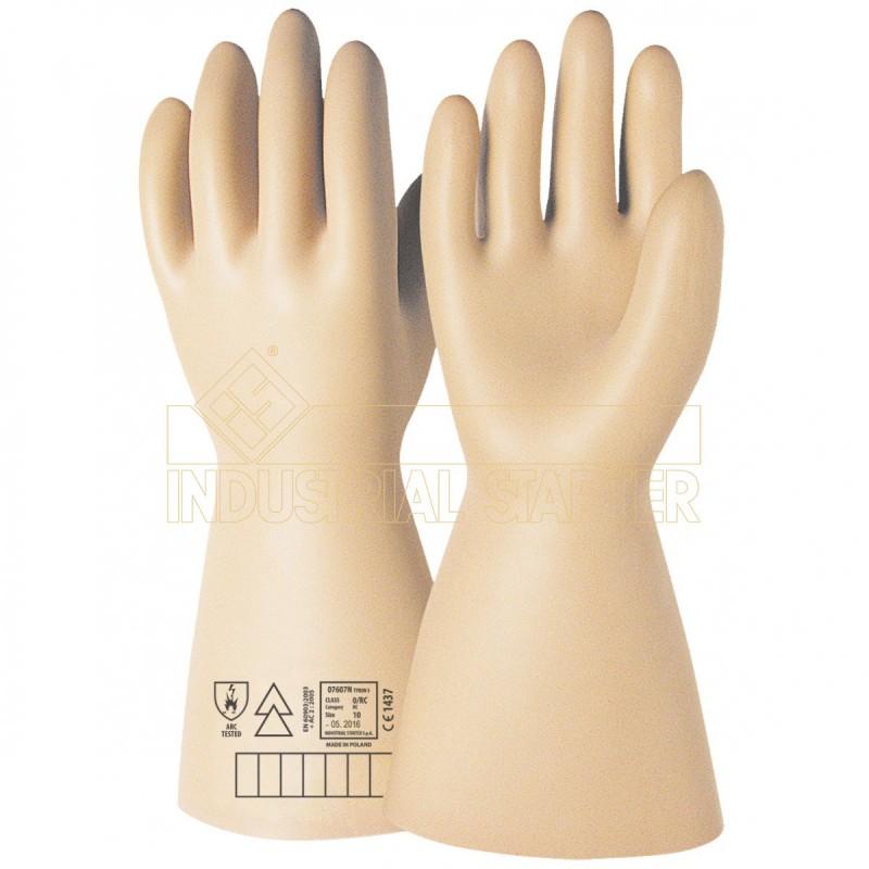 alta moda prezzo onesto nuovo concetto gle36-0 - guanti islonati per lavori elettrici classe 0 regeltex