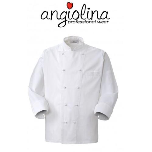 Giacca Da Cuoco Manica Lunga Chef Angiolina Cookin