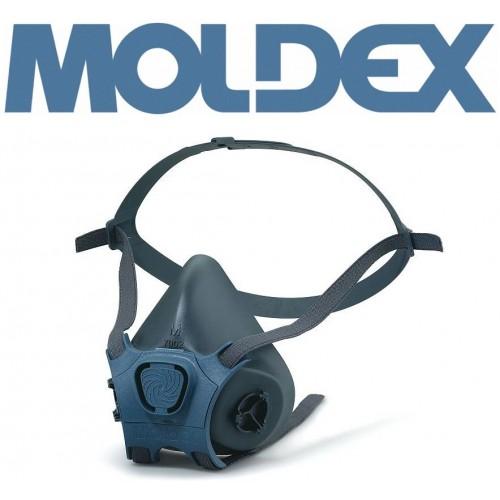 Semimaschera Moldex  Gas Vapori Particolati
