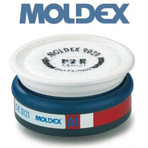 FILTRO PRE-ASSEMBLATO MOLDEX A1P2 R