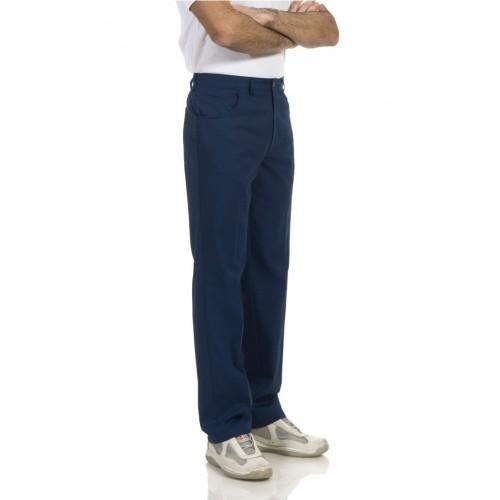 Pantaloni Estivo 70%  Poliestere 30% Cotone