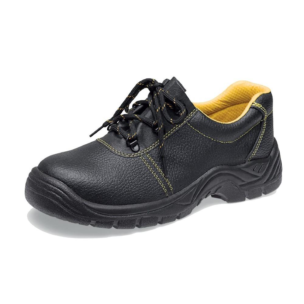 sc1105 calzatura bassa in pelle s1p