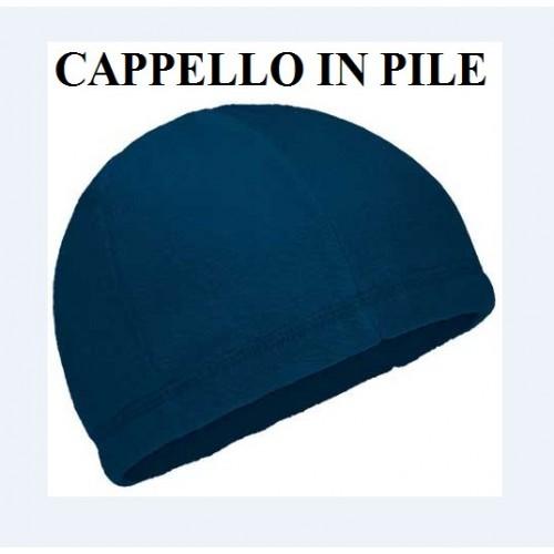 CAPPELLO IN PILE INVERNALE TAGLIA UNICA