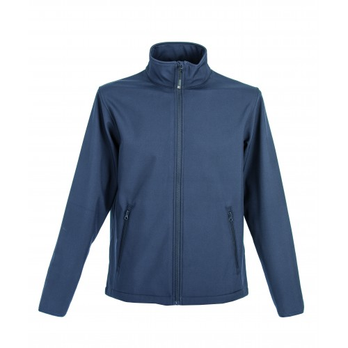Giubotto Softshell Con Tasche Cortina Navy