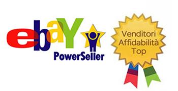 Ebay - Venditore affidabilità top